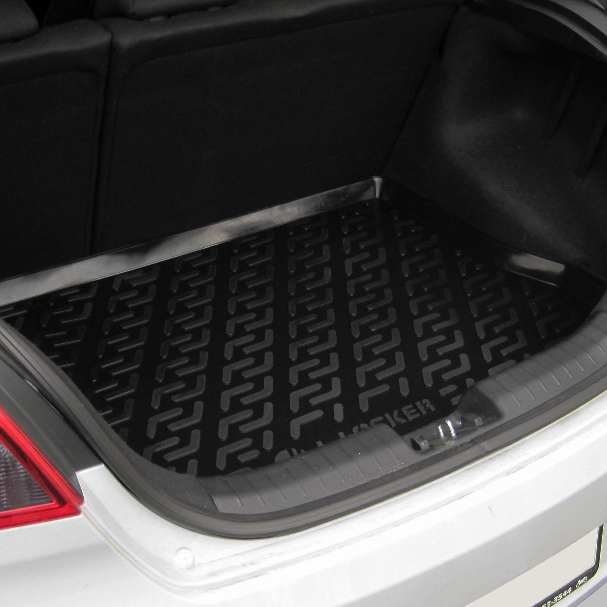 Passgenaue Kofferraumwanne Laderaumwanne für Seat Leon 3 Schrägheck 5-Türer 20