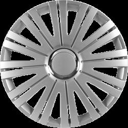 Radkappen Active Silber
