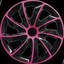 Radkappen Quad BIC Pink