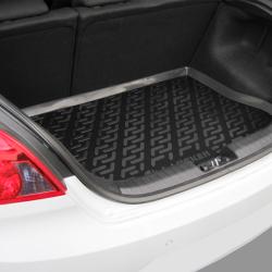Kofferraumwanne für Peugeot 407 Sedan ab 2004-
