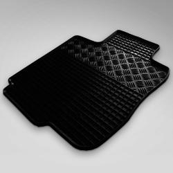 Gummimatten für Audi Q3 2011- 4tlg