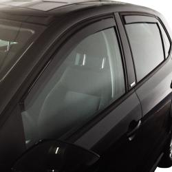 Windabweiser passend für Skoda Superb II Limousine 3T ab 2008 4tlg